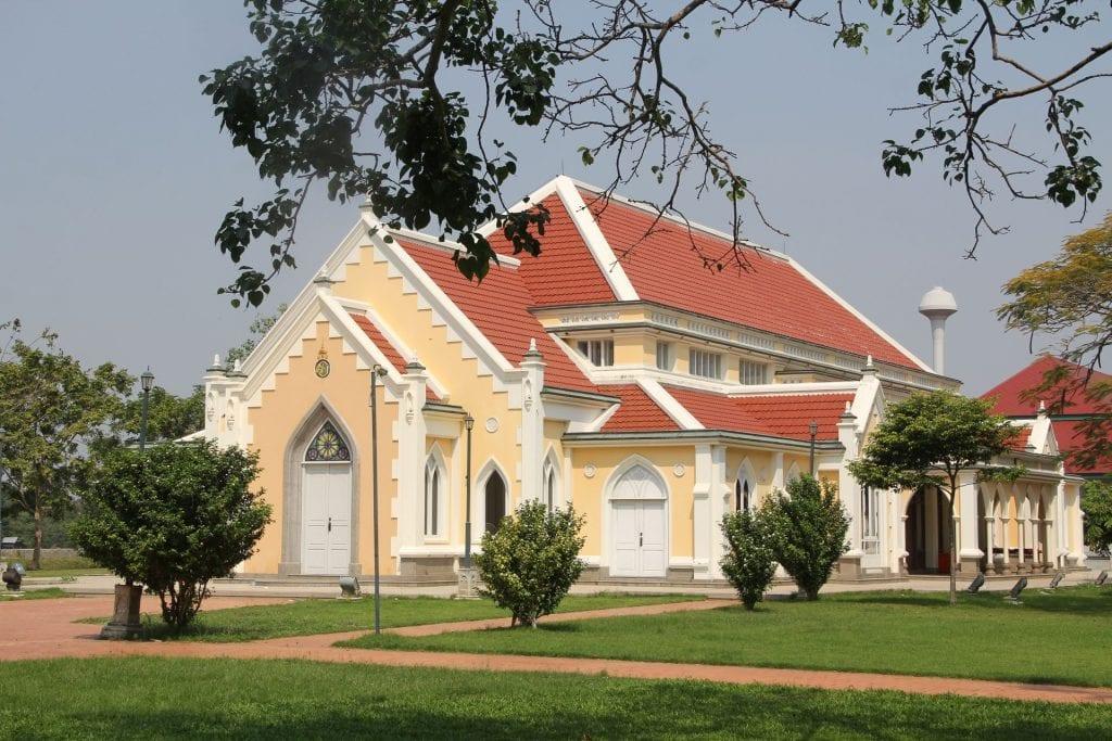 Ayutthaya Bang Pa In Palace 26