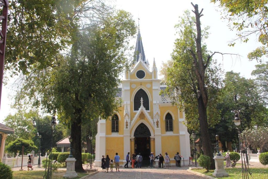 Ayutthaya Bang Pa In Palace 27