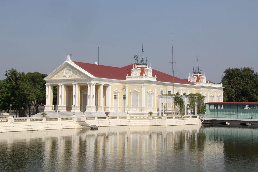 Ayutthaya Bang Pa In Palace 3