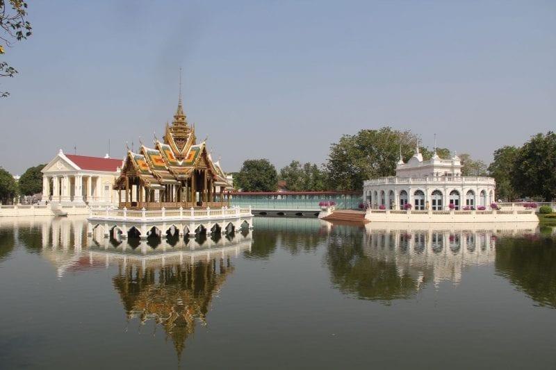 Ayutthaya Bang Pa In Palace 5