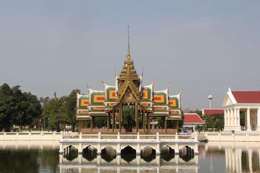 Ayutthaya Bang Pa In Palace 6