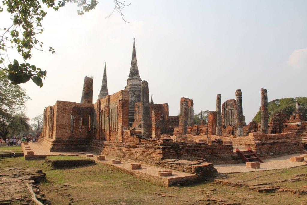Ayutthaya Phrasisanphet 3