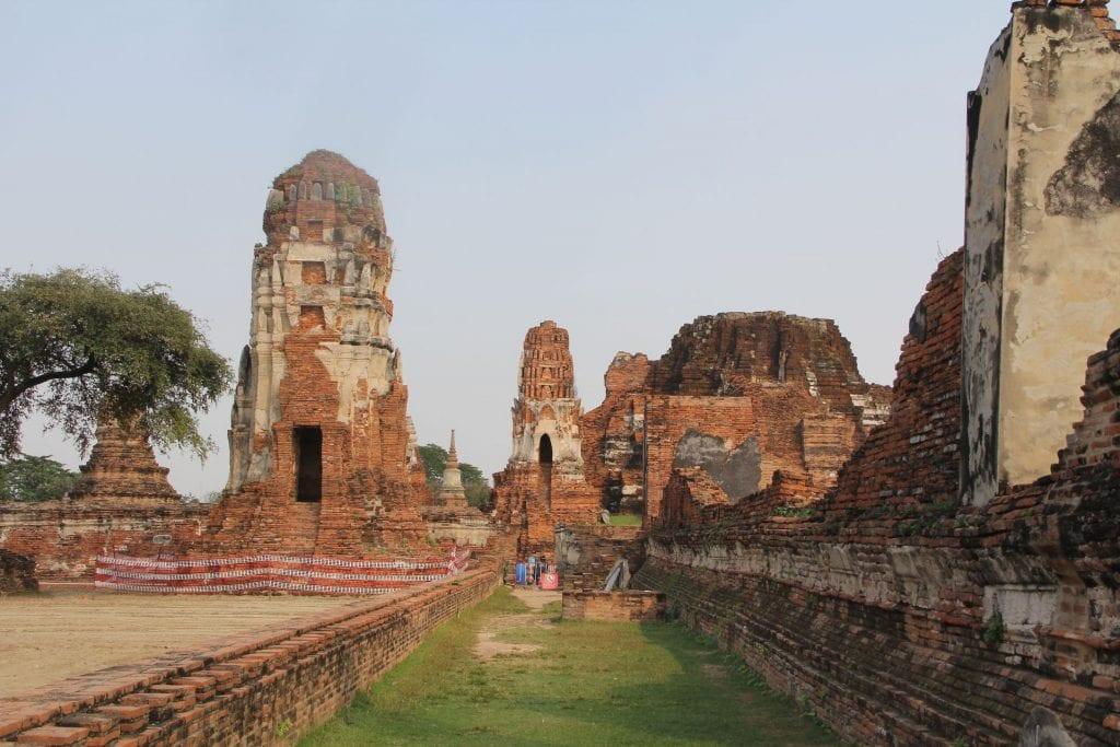 Ayutthaya Wat Maha That 28