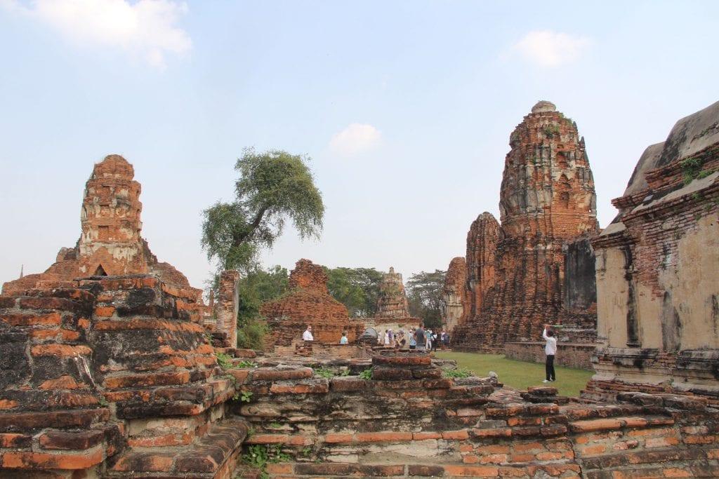 Ayutthaya Wat Maha That 31