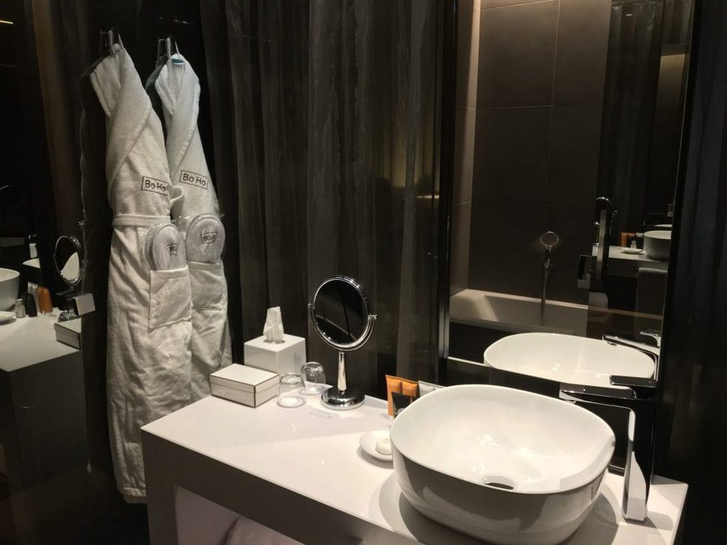 Boho Prag Badezimmer