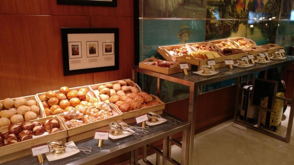 Conrad Bangkok Breakfast 5