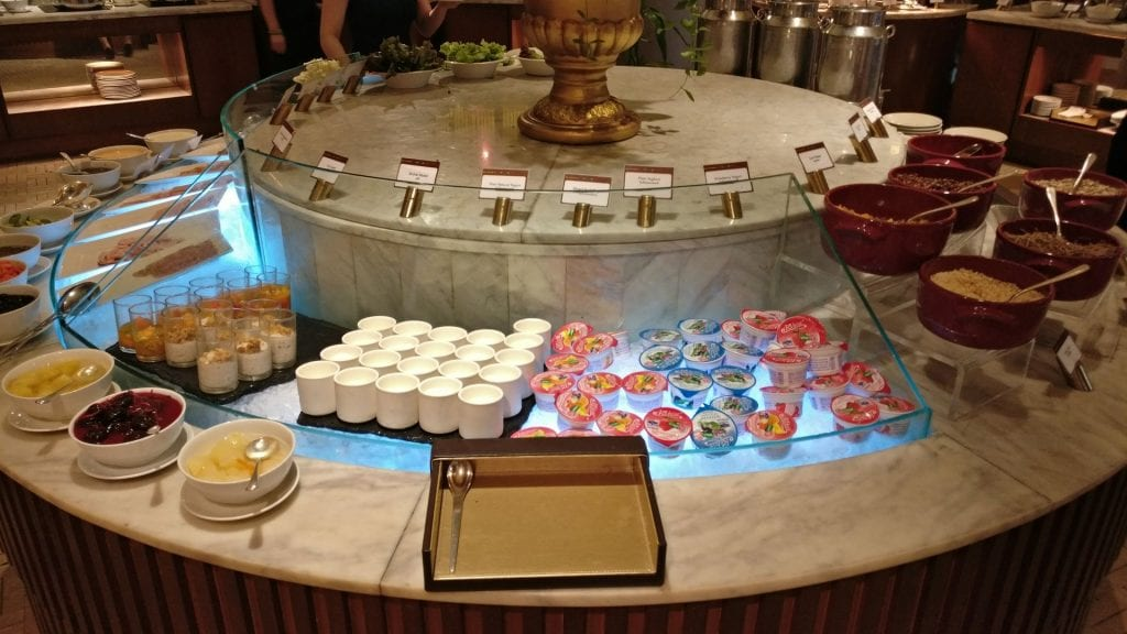 Conrad Bangkok Breakfast 6