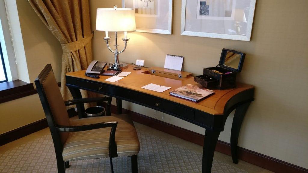 Conrad Hong Executive Peak Suite Living Room 3
