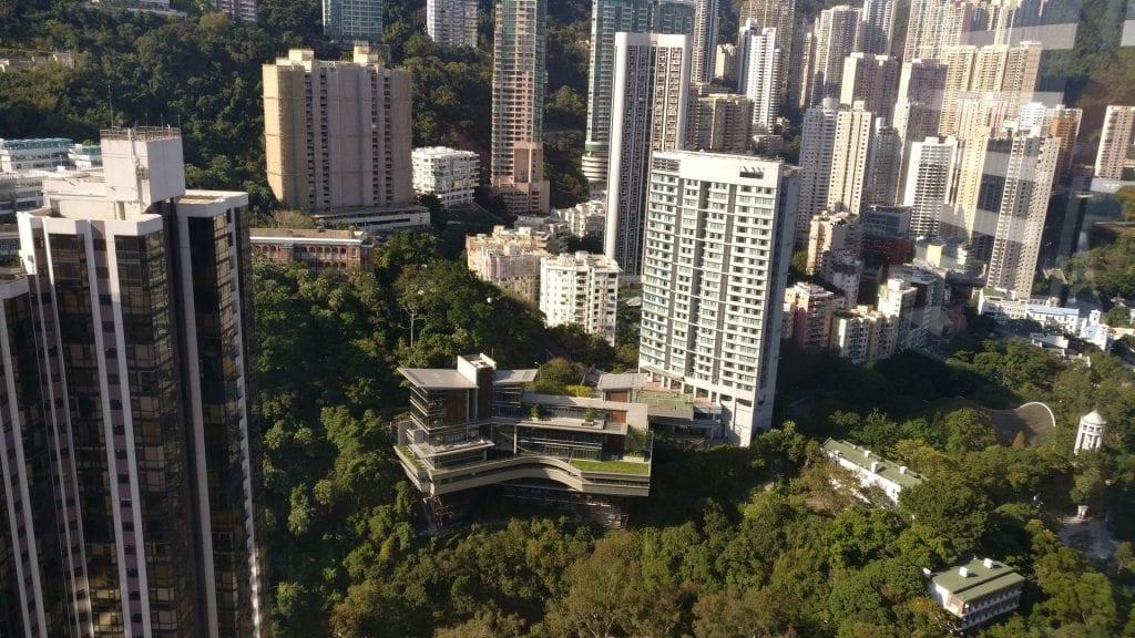 Conrad Hong Executive Peak Suite View 2