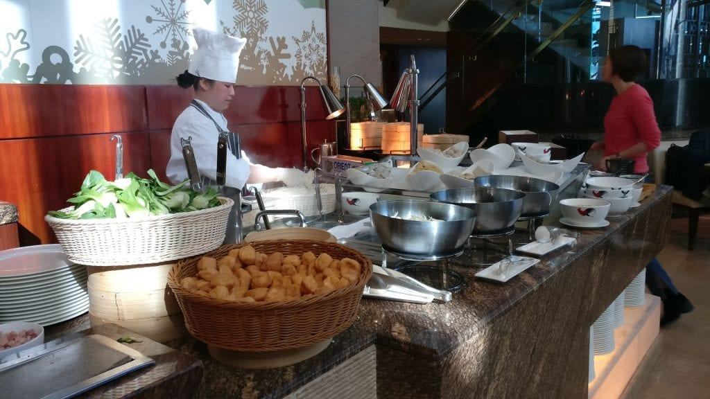 Conrad Hongkong Breakfast 5