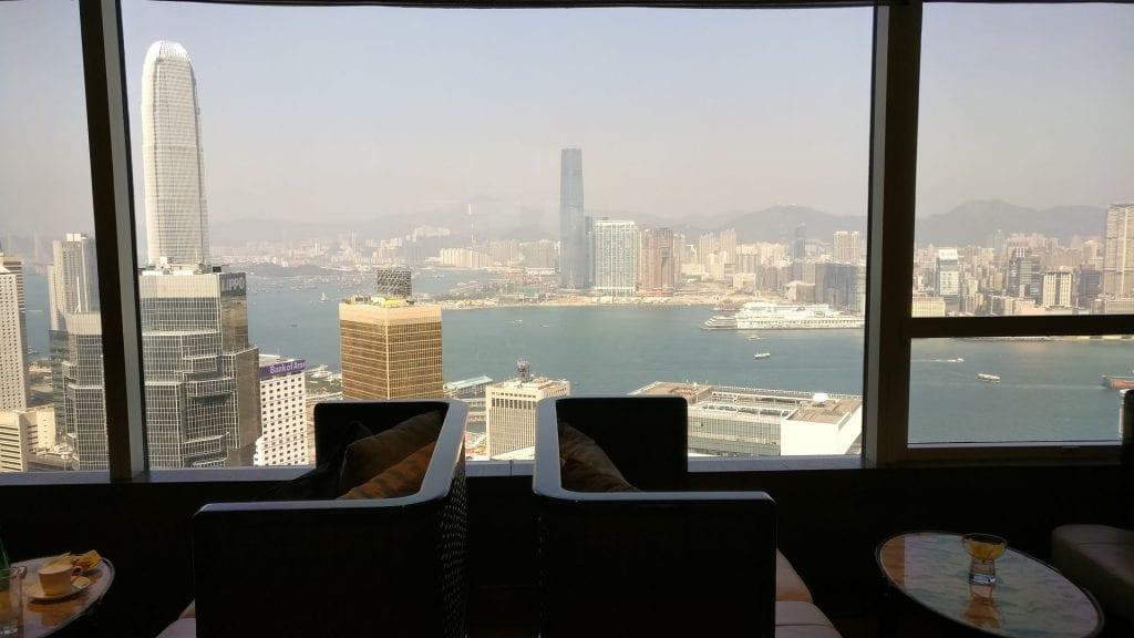 Conrad Hongkong Executive Lounge