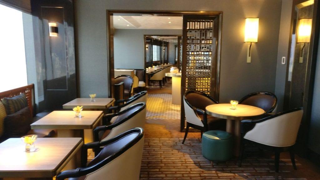 Conrad Hongkong Executive Lounge 5