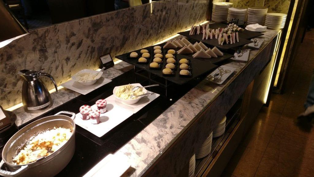 Conrad Hongkong Executive Lounge Afternoon Tea 2