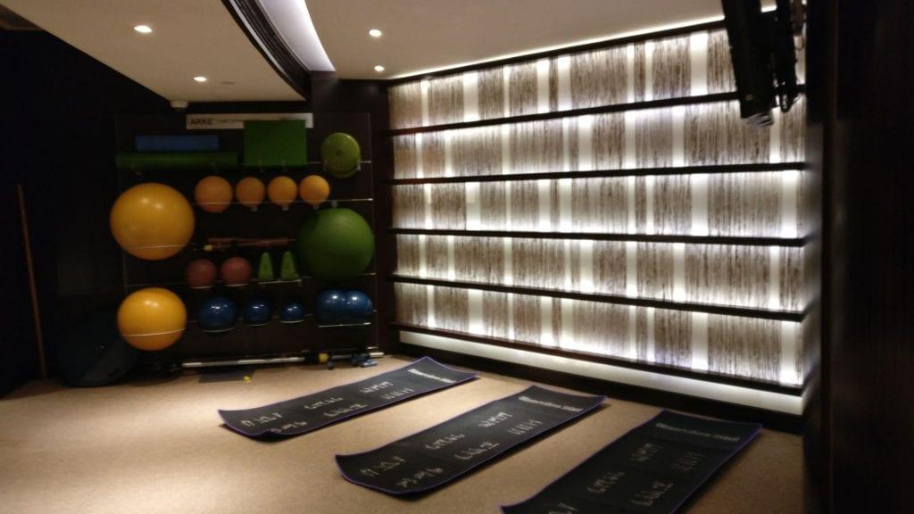 Conrad Hongkong Gym 2