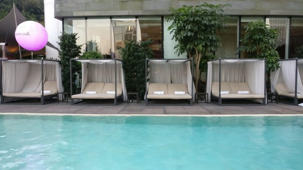 Conrad Hongkong Pool 3