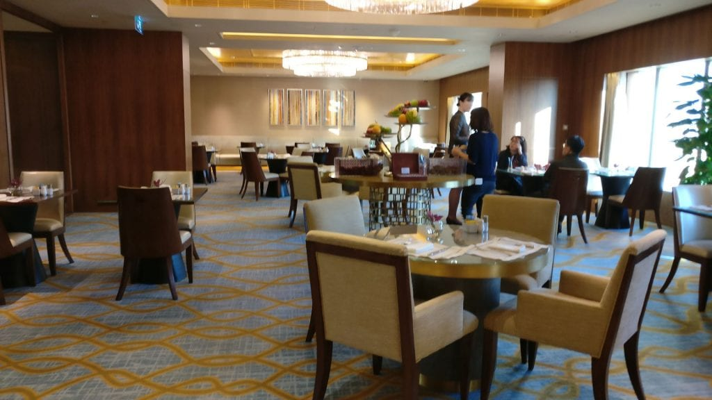Conrad Macao Executive Lounge 2