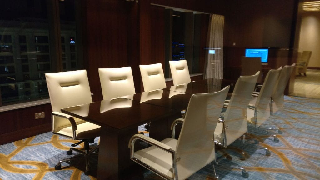 Conrad Macao Executive Lounge 4