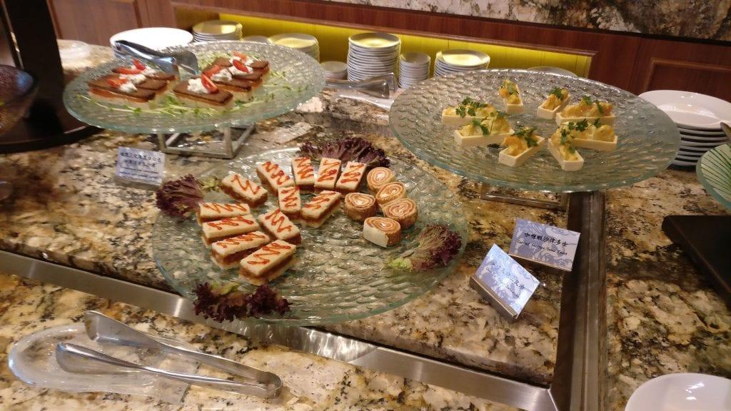 Conrad Macao Executive Lounge Afternoon Tea 2