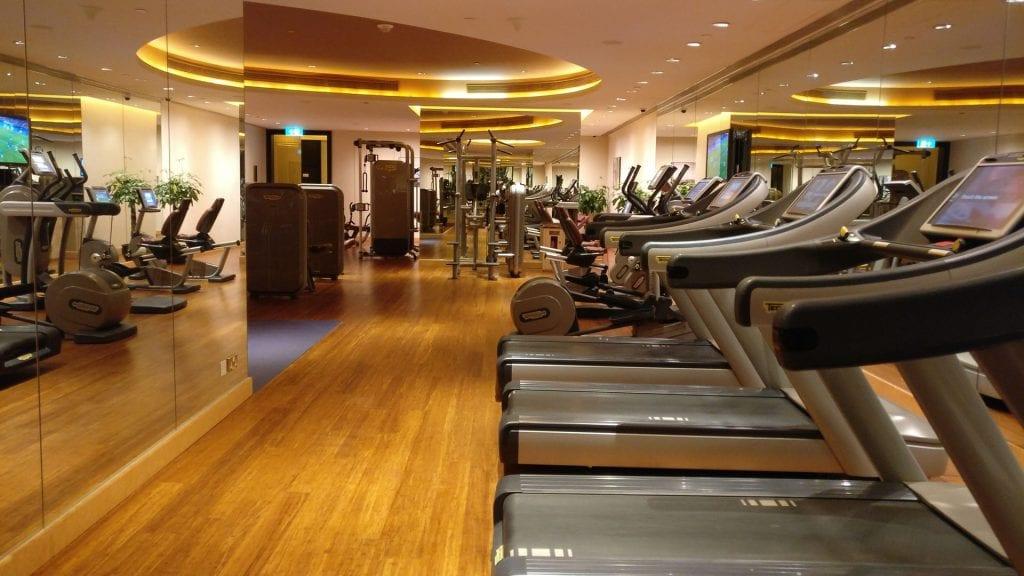 Conrad Macao Gym 2