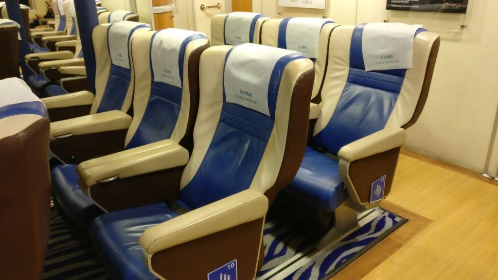 Cotai Water Jet First Class 4