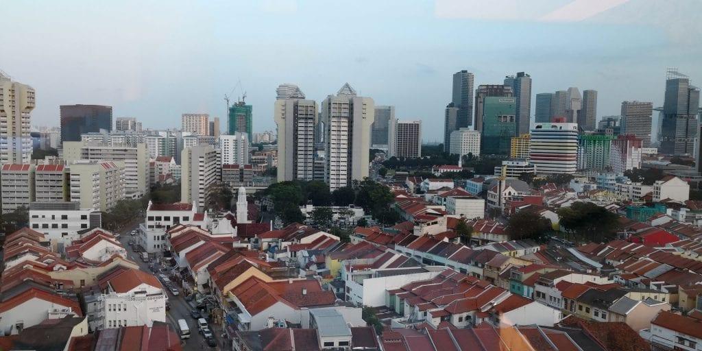 Hilton Garden Inn Singapore Serangoon Aussicht
