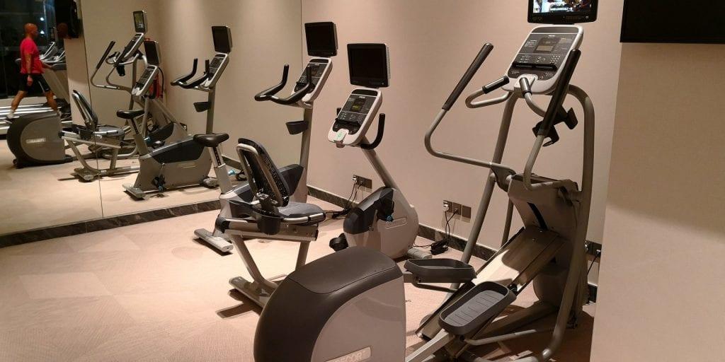 Hilton Garden Inn Singapore Serangoon Fitness Cardio