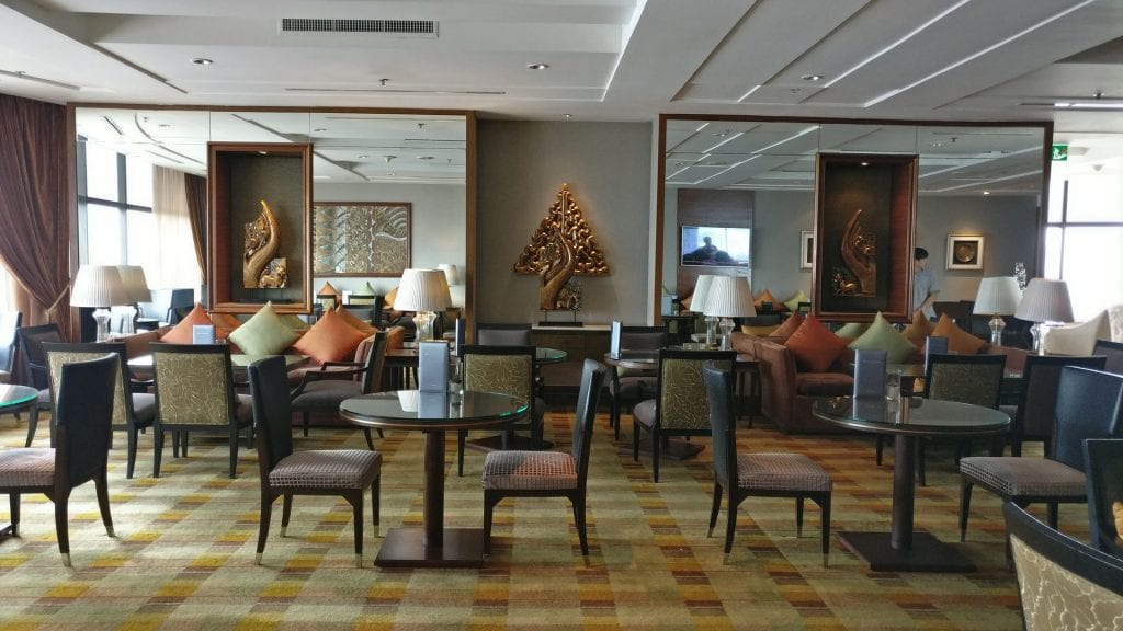 InterContinental Bangkok Executive Lounge 3