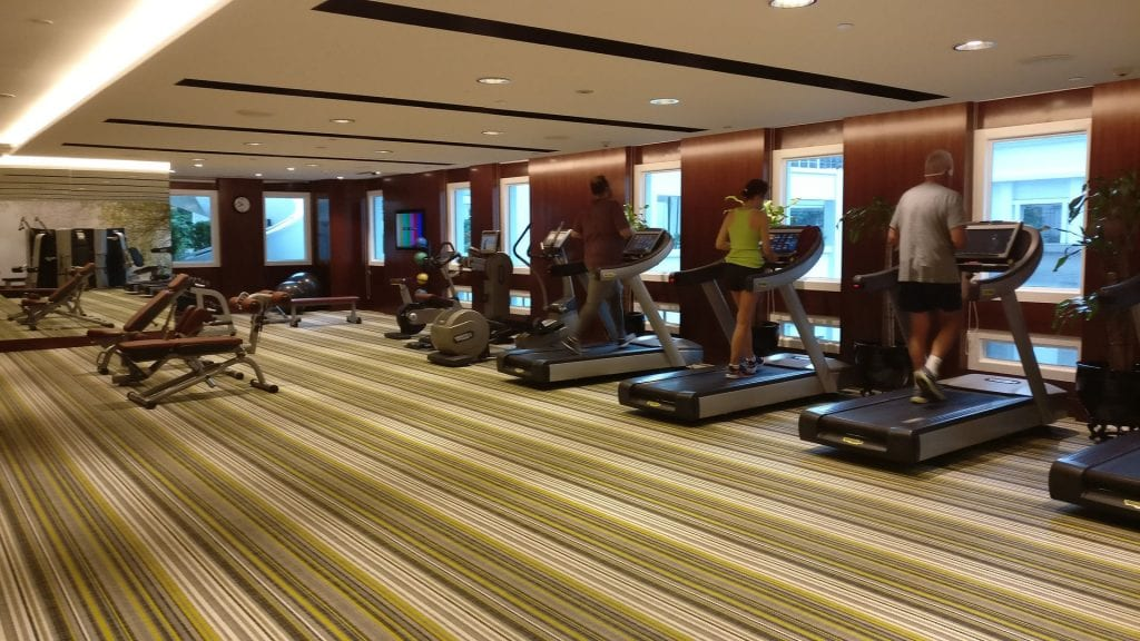 InterContinental Singapore Gym 3