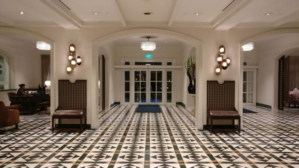 InterContinental Singapore Lobby