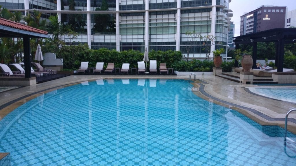 InterContinental Singapore Pool 4