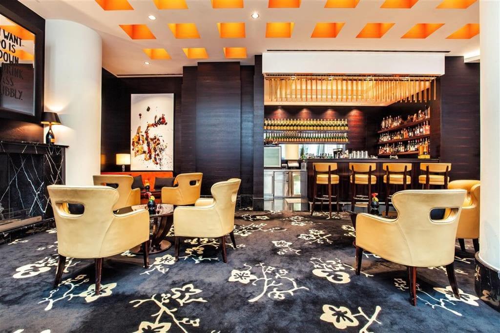Jumeirah Frankfurt Bar Virtuoso