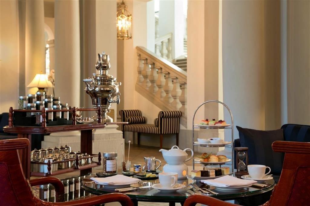 Kempinski Taschenbergpalais Dresden Afternoon Tea