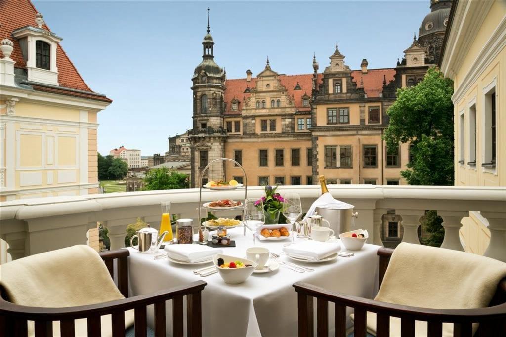 Kempinski Taschenbergpalais Dresden Frühstück