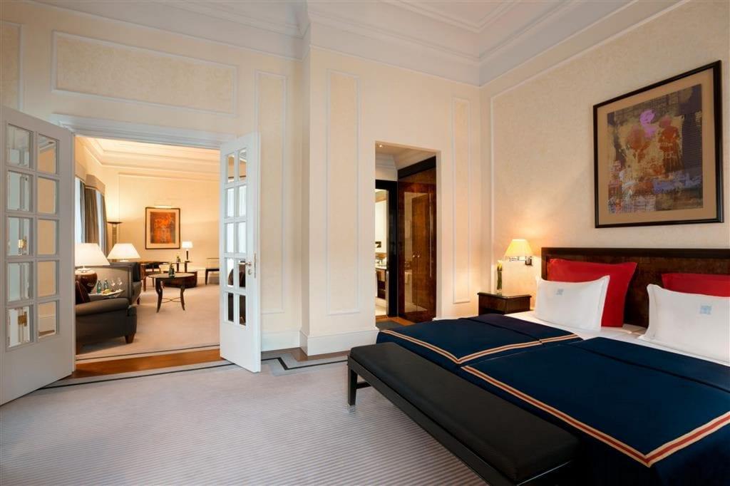 Kempinski Taschenbergpalais Dresden Suite