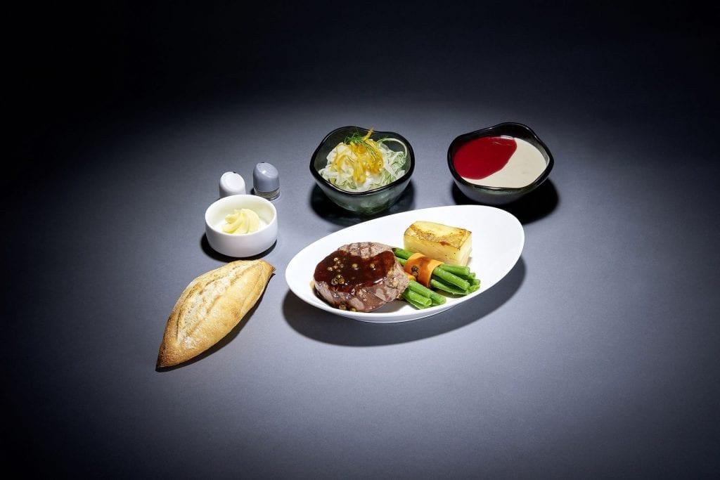 Lufthansa führt à la Carte Dining in der Economy Class ein – 1