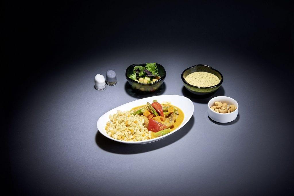 Lufthansa führt à la Carte Dining in der Economy Class ein – 2