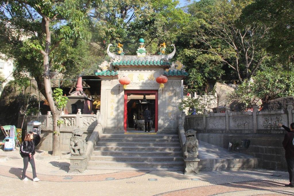 Wo Liegt Macao