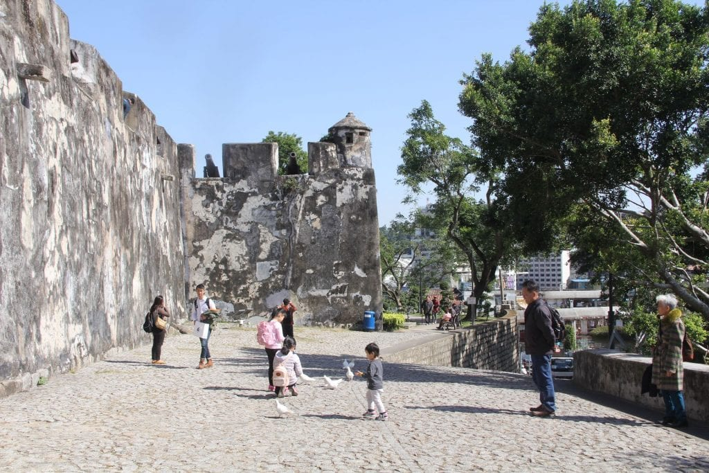 Macao Monte Fort (3)