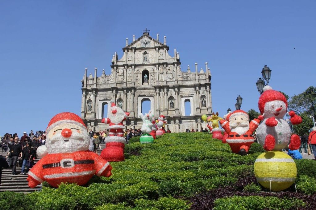 Macao Saint Paul's Ruins