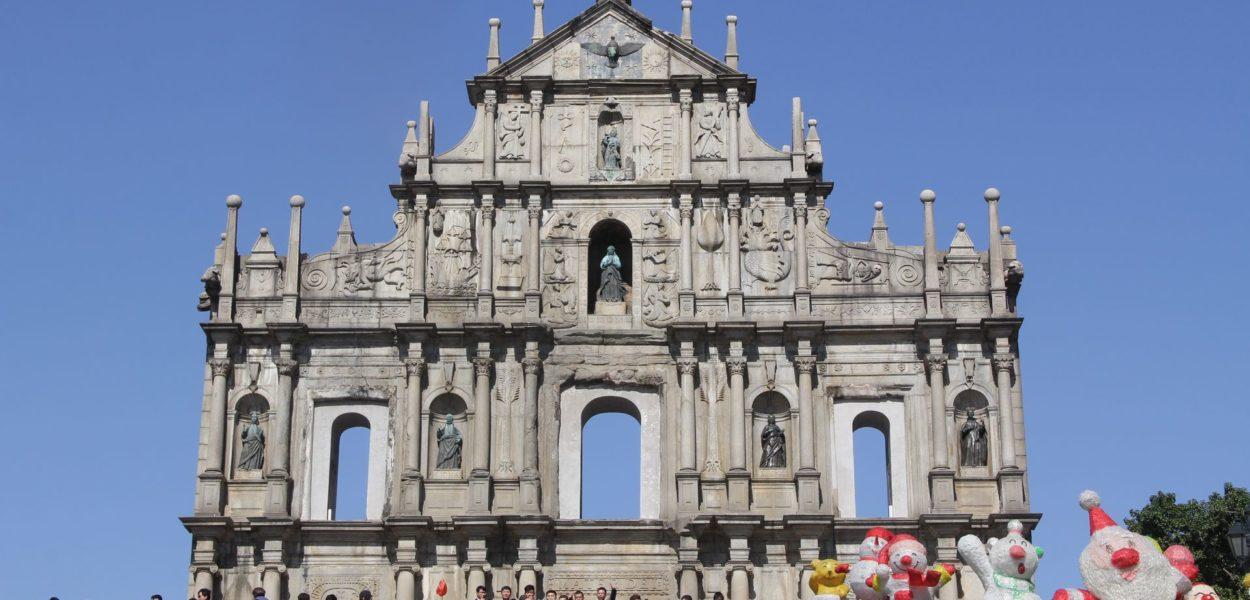 Macao Saint Paul's Ruins (2)