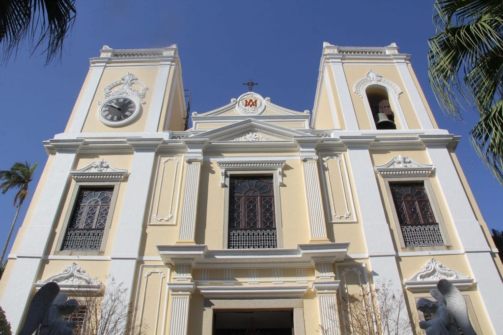 Macao St. Lawrence's Church (3)