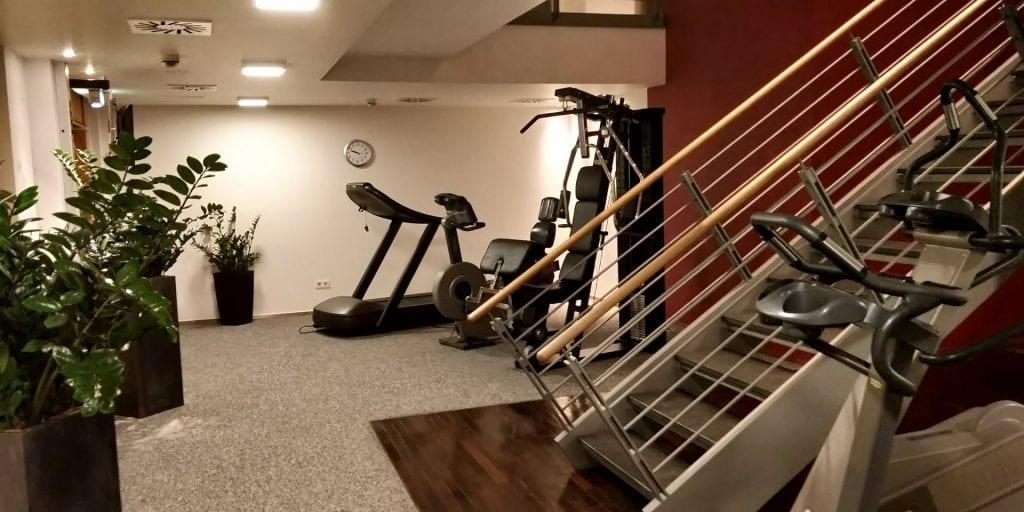 Novotel Karlsruhe Fitness