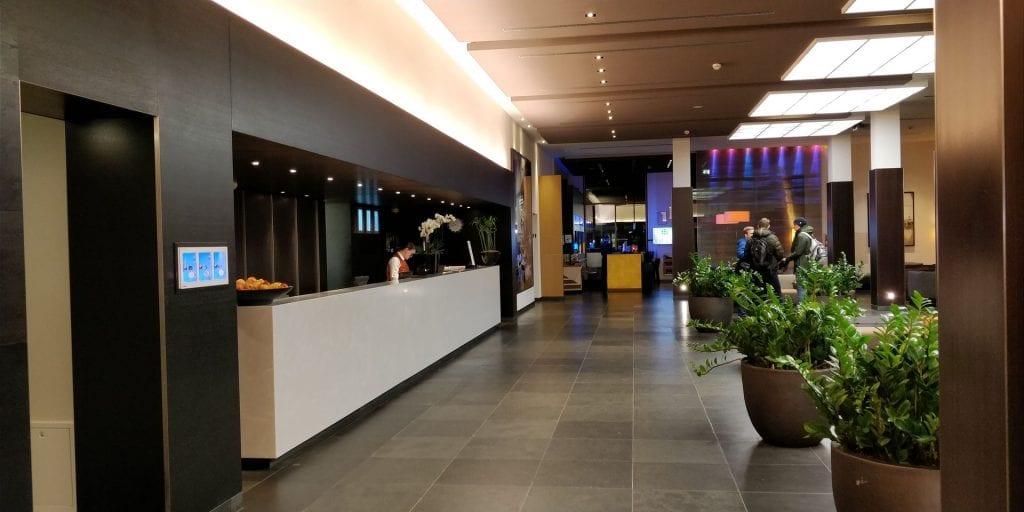 Novotel Karlsruhe Lobby