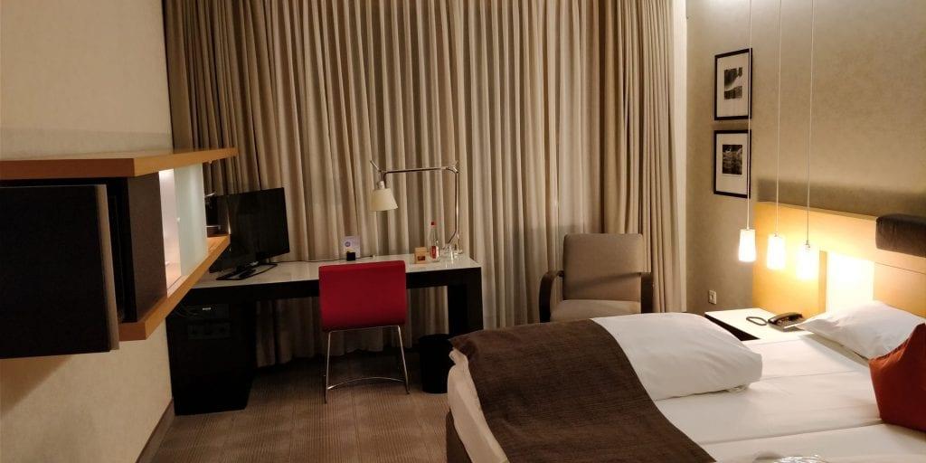 Novotel Karlsruhe Zimmer