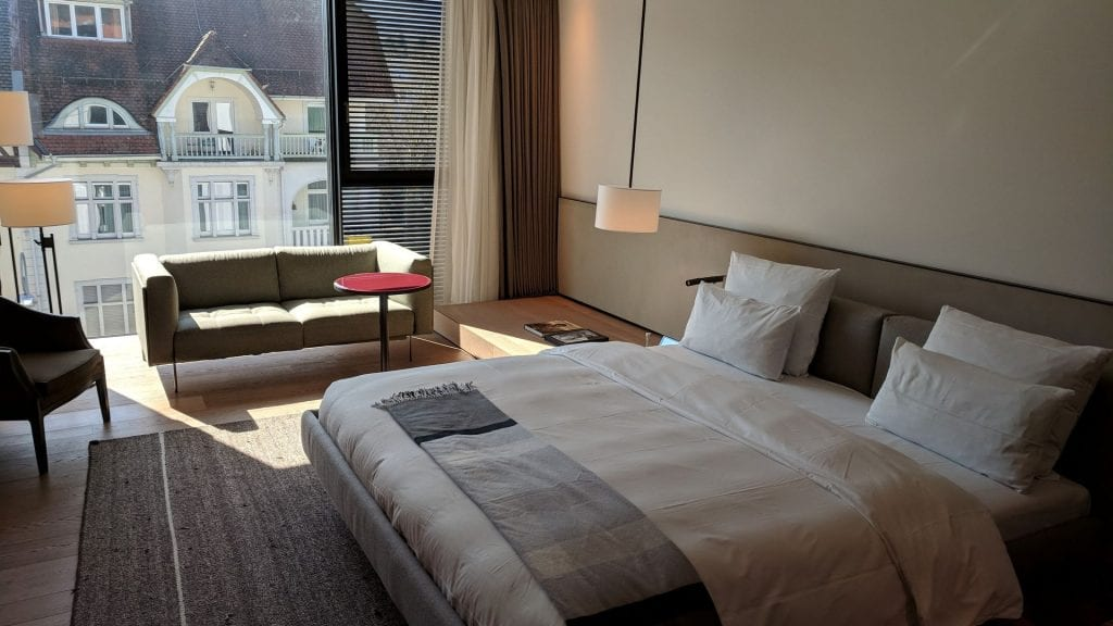 Roomers Baden Baden Junior Suite Prestige