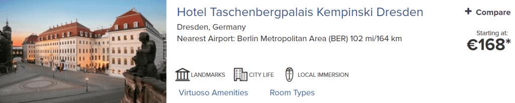 Taschenbergpalais Kempinski Dresden