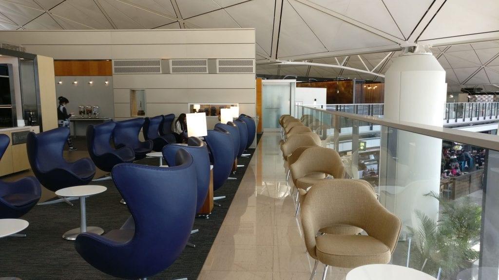 United Club Hongkong Seating
