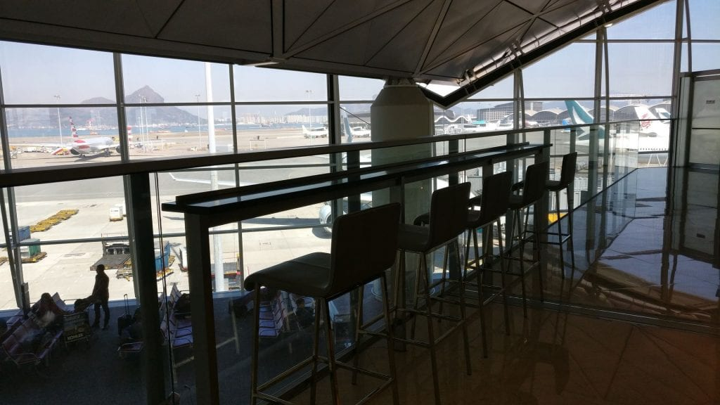 United Club Hongkong Seating 6