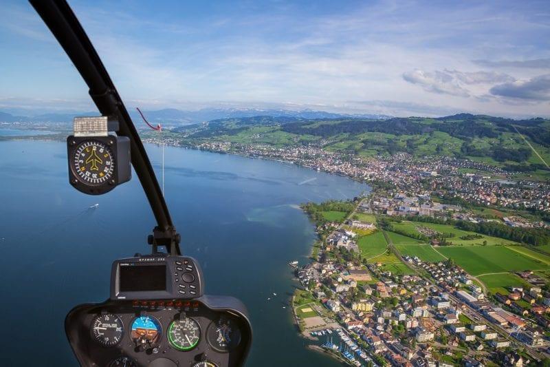 helikopter rundlug