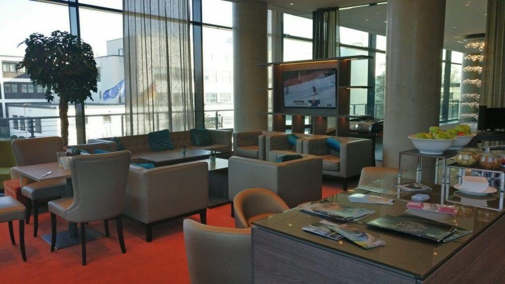 marriott bonn executive lounge